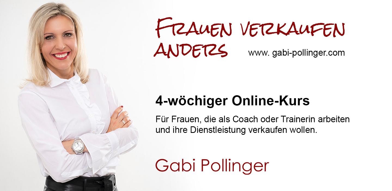 Bild: Gabi Pollinger - Frauen verkaufen anders