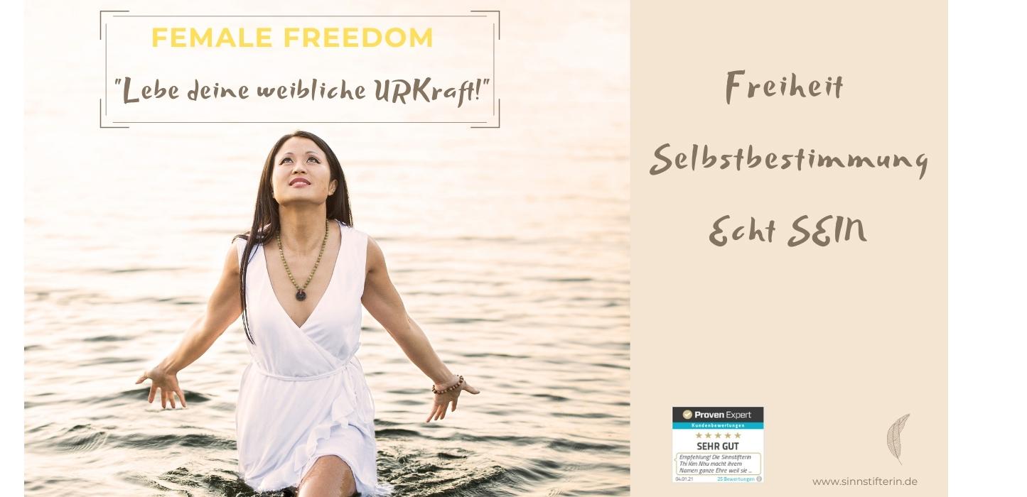 Bild: Thi Kim Nhu Le - Female Freedom