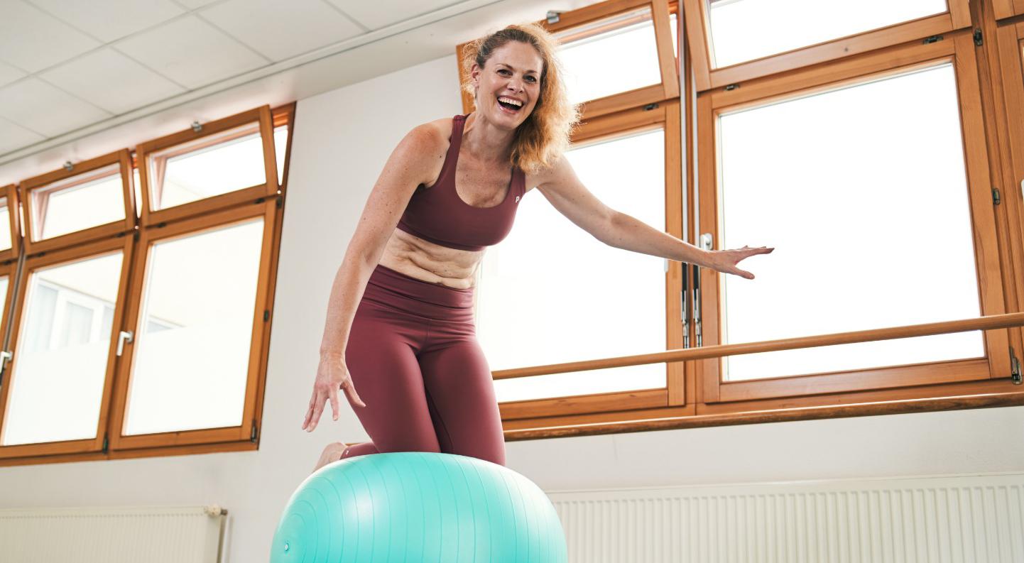Bild: Silke Rankers - Ich trainiere, weil ich meinen Körper liebe!