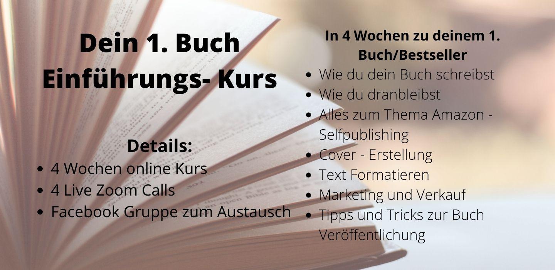 Bild: Christine Lederer - Buch-Einführungskurs